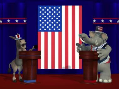 Donkey vs Elephant 2