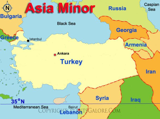 ASIA MINOR